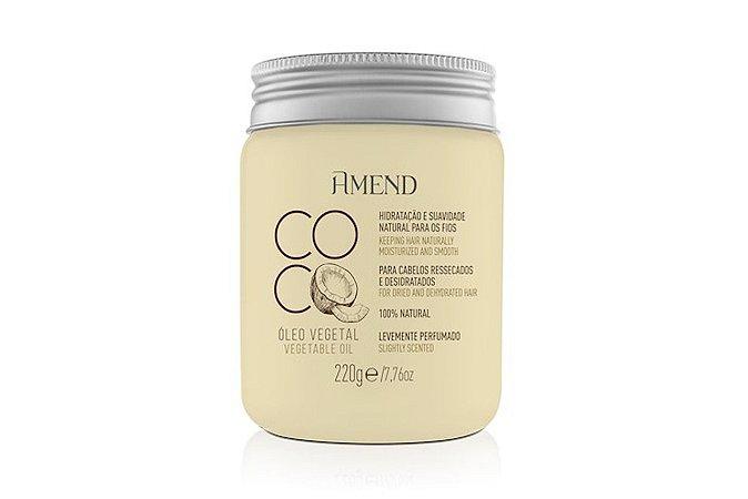 Amend Oleo de Coco em Pote 220g