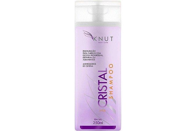 Knut Shampoo Cristal Escova Progressiva 250ml