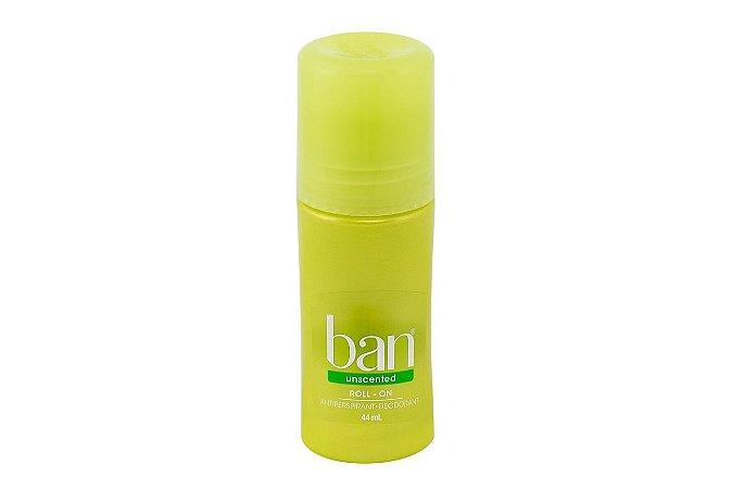 Ban Desodorante Roll On Sem Perfume 44ml