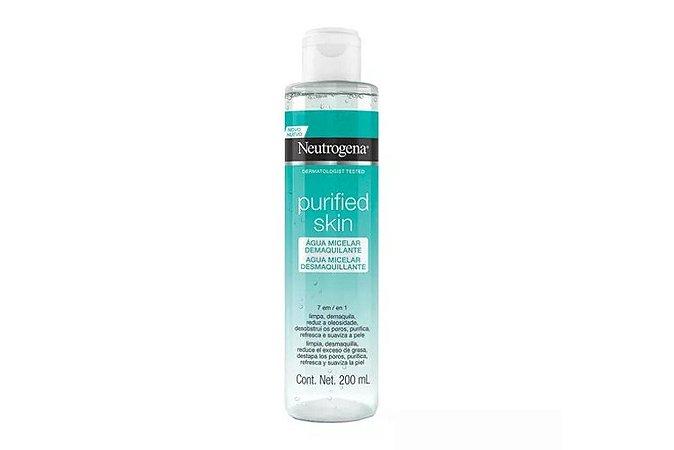 Neutrogena Pure Skin Água Micelar 6X 200ml