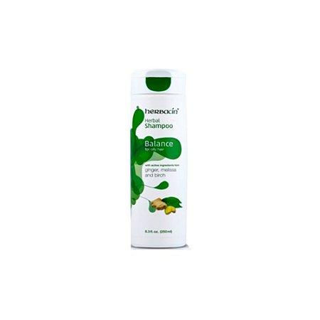 Herbacin Herbal Shampoo para Cabelos Oleosos Disp 250ml