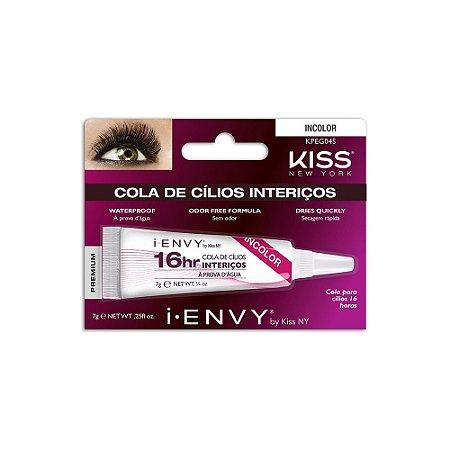 Kiss New York I Envy Cola Cílios 16H Incolor