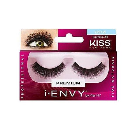 Kiss New York I-Envy Cílios Juicy Volume 04