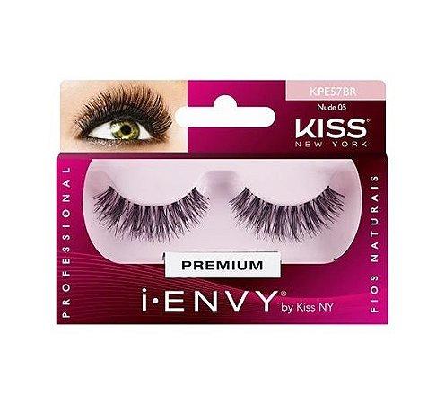 Kiss New York I Envy Cílios Nude 05