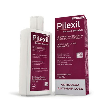 Pilexil Shampoo Antiqueda 150ml