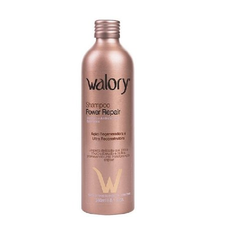 Walory Shampoo Professional Power Blond Platinum 240ml