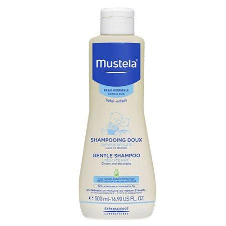 Mustela Bebê Shampoo Cabelos Delicados 500ml