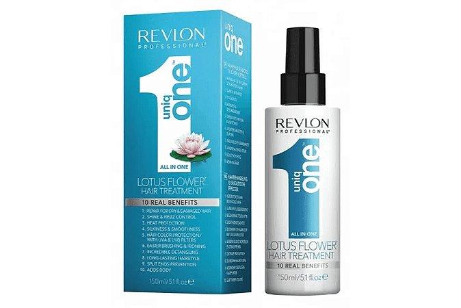 Revlon Profesional Uniq One All In One Lotus Flower Hair Treatment 150ml