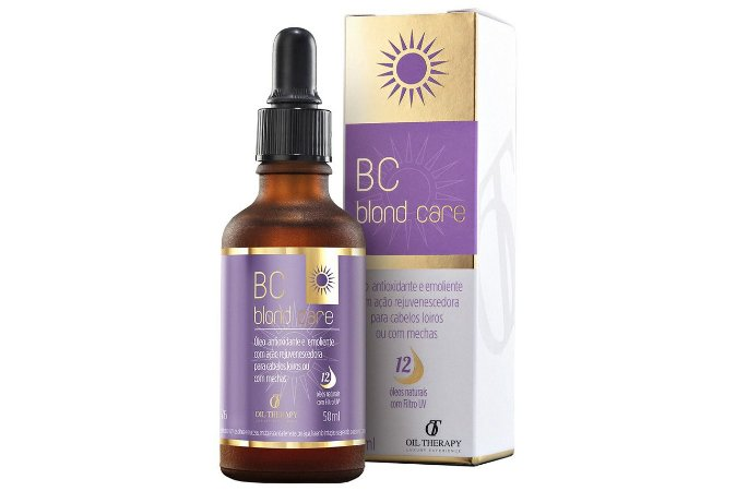 Oil Therapy Blond Care 50ml