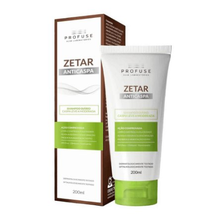 Profuse Zetar Shampoo Anticaspa 200ml