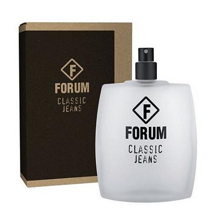 Forum Classic Jeans Perfume Unissex Eau de Cologne 100ml