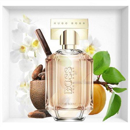 Hugo Boss The Scent For Her Perfume Feminino Eau de Parfum  50ml