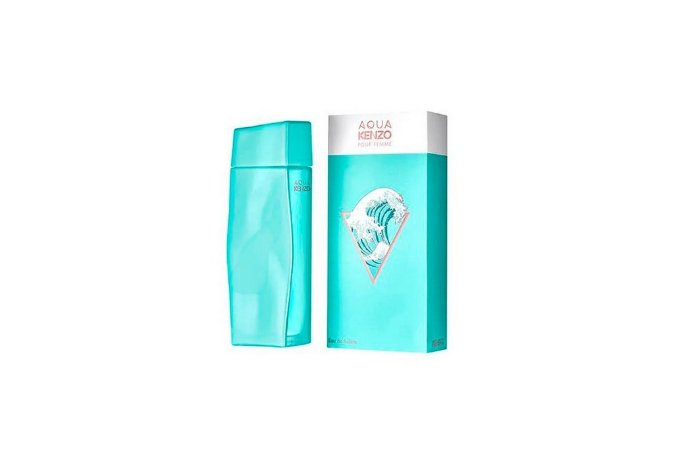 Kenzo Aqua Perfume Feminino Eau de Toilette 50ml