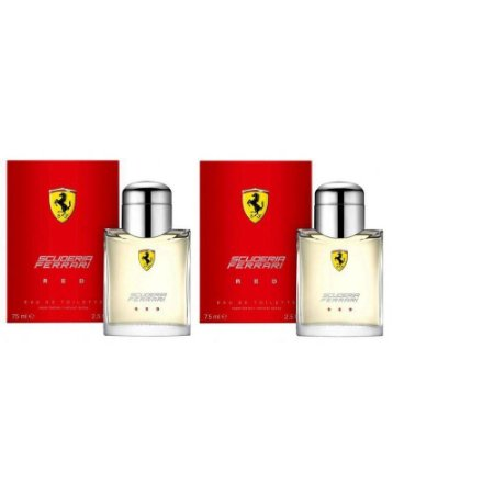 Ferrari Cofret Red Duo Perfume Masculino Eau de Toilette 75ml
