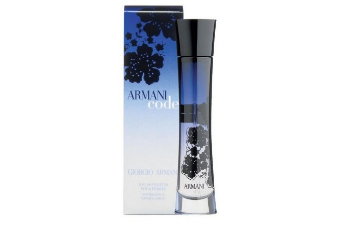 Giorgio Armani Code Armani Perfume Feminino Eau de Parfum 30ml