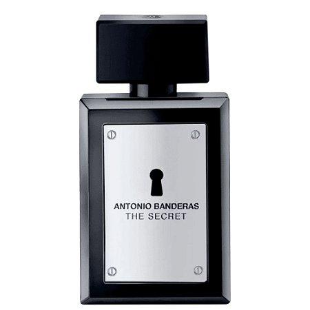 Antonio Banderas The Secret Perfume Masculino Eau de Toilette 50ml
