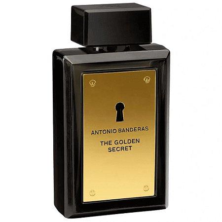 Antonio Banderas The Golden Secret Perfume Masculino Eau de Toilette 100ml