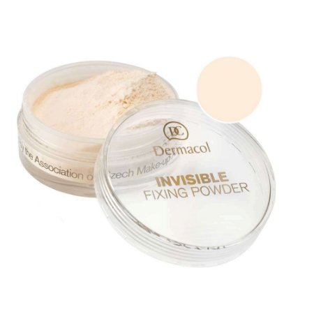 Dermacol Invisible Fixing Powder Ligth