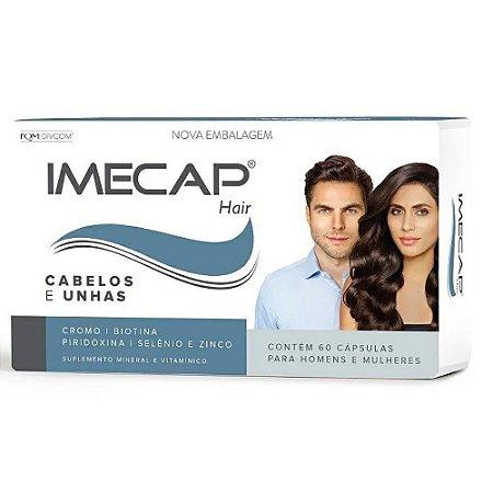 Imecap Tratamento Capilar Hair 60 Cápsulas