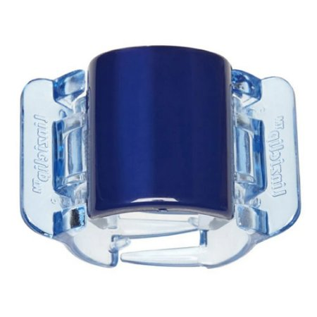 Linziclip Pearlised Plain Majestic Blue