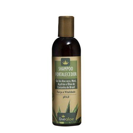 Live Aloe Shampoo Fortalecedor 240ml