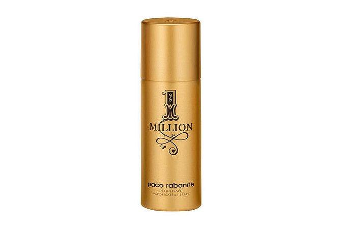 Paco Rabanne Desodorante Masculino 1 Million Spray 150ml