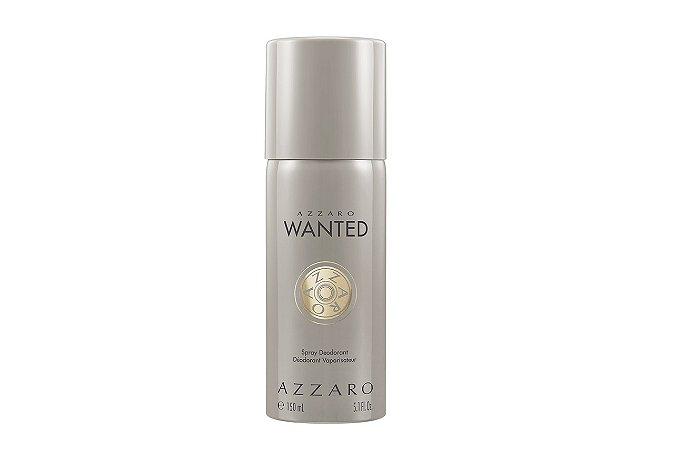 Azzaro Wanted Perfume Masculino Eau de Toilette 150ml