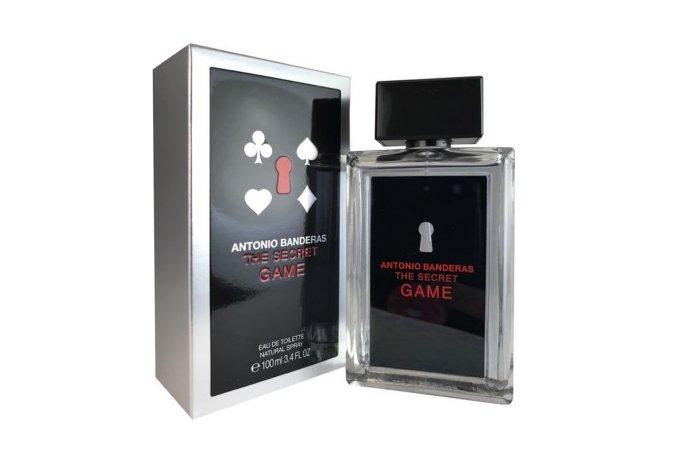 Antonio Banderas The Secret Game Perfume Masculino Eau de Toilette 100ml