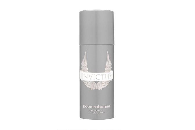 Paco Rabanne Desodorante Masculino Invictus Spray 150ml