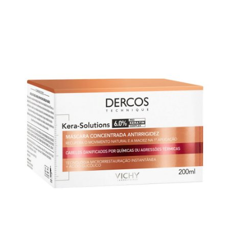 Vichy Dercos Máscara Kera Solutions 200ml