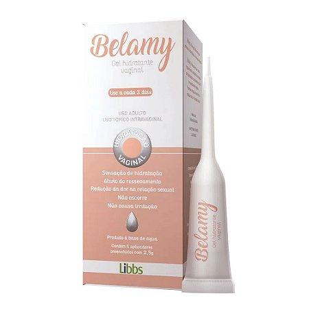 Libbs Belamy Gel Hidratante Vaginal 8 x 2,5g