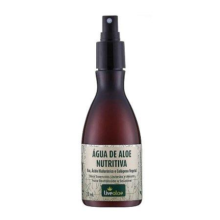 Live Aloe Agua Nutritiva 120ml