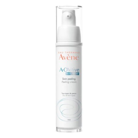 Eau Thermale Avene A-Oxitive Night Peeling Cream 30ml
