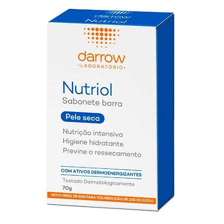 Darrow Nutriol Sabonete Barra 70g