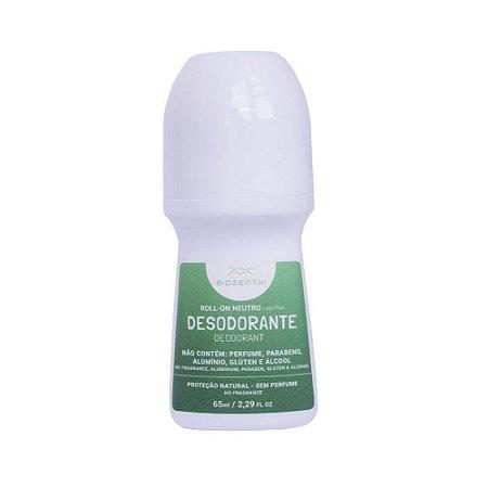 Biozenthi Desodorante Roll-On Neutro 65ml