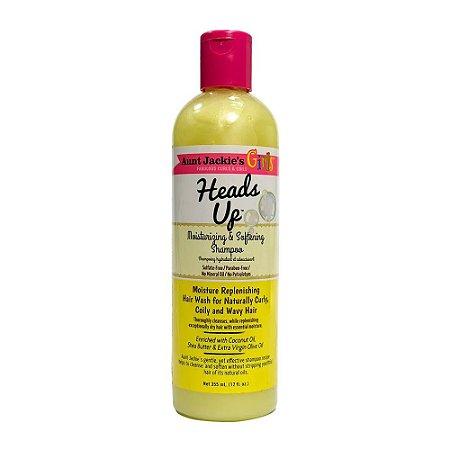 Aunt Jackie´s Heads Up Shampoo Hidratante 355ml
