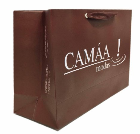 Sacola Personalizada Camáa