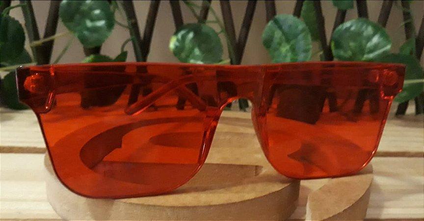 f3f61cbc1e8e6 Óculos Chillibeans Vermelho - Detalhes On-line