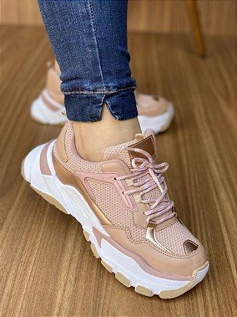 Tênis Sneaker Rosê S5440
