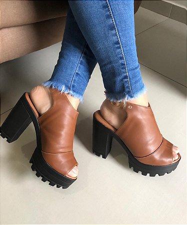 Ankle Boot Napa Marrom