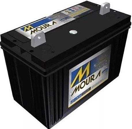 Bateria Estacionaria Moura No-break ENERGIA SOLAR 80ah