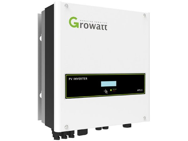 Inversor Ongrid Growatt Grid Tie 8kw Inmetro 8000w + Wi-fi