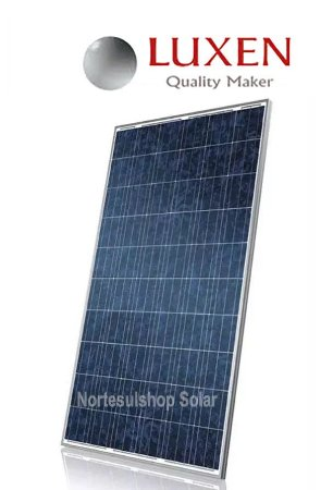 Módulo / painel / placa Solar Fotovoltaica 330w LUXEN Policristalino