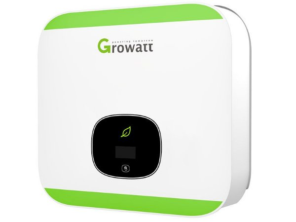 Inversor Ongrid Growatt Grid Tie 1.5kw Inmetro 1500w + Wi-fi