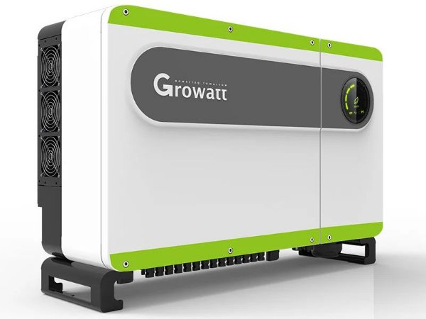 Inversor Ongrid Growatt 75KW TRIFASICO 380V 6MPPT MONITORAMENTO WIFI