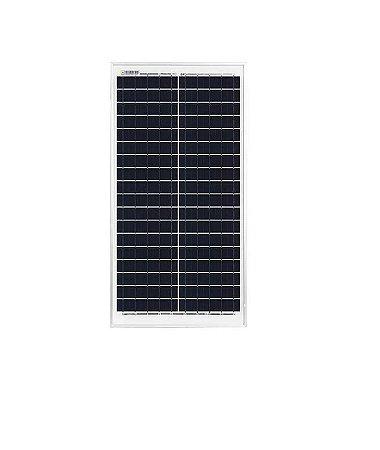Módulo / Painel / Placa Solar 30w RESUN RSM030P