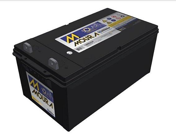 Bateria Estacionaria Moura No-break ENERGIA SOLAR 220/234 ah