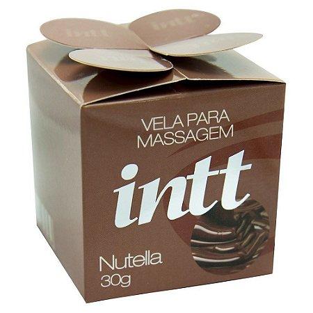 VELA AROMÁTICA BEIJÁVEL NUTELLA 30G INTT