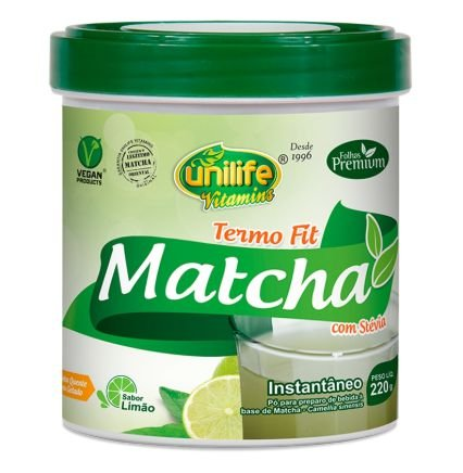 Matcha Termo Fit 220g