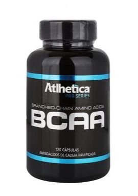 BCAA 120 Cáps.